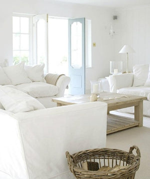 Inspirations On The Horizon: Coastal Shabby Chic Decor
