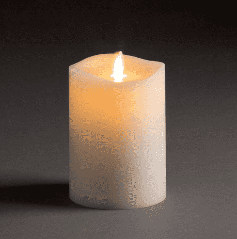 Flameless Indoor Candles - Various Sizes