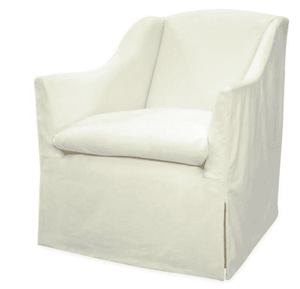 "Annapolis 30""w Slipcovered Chair Slipcovered Chair"