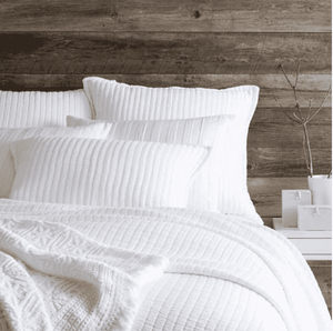Devon Matelassé Coverlet -Various Sizes & Colors Bedding