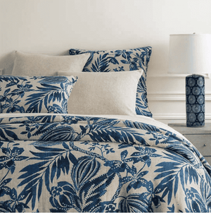 St. James Linen Duvet Cover - Various Sizes Bedding