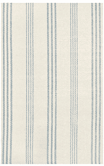 Swedish Stripe Woven Cotton Rug Rug