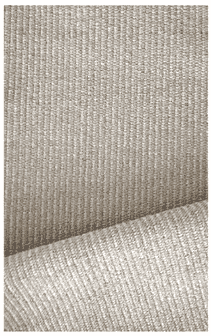 Hampton Indoor/Outdoor PVC Rug - Beige Strie 6463/2500