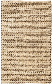 Jute Woven Natural Indoor Rug Rug