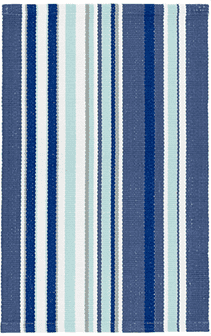 Skyler Stripe Indoor/Outdoor Rug Rug