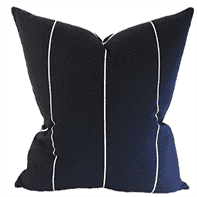 Nautical Line Pillow Pillow 22""