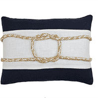 Rope Linen Pillow Pillow