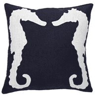 Sea Horse Pillow Pillow