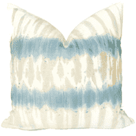 Ashbury Sand Tie-Dye Pillow Pillow