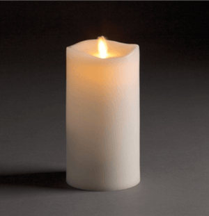 Flameless Indoor Candles - Various Sizes Candle Size_3.5x7
