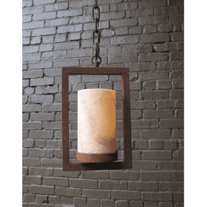 Rustic Iron Hanging Light Pendant Light