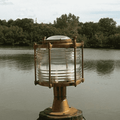 Large Nautical Masthead/Piling Light (Option for No UL Wiring) Piling Light