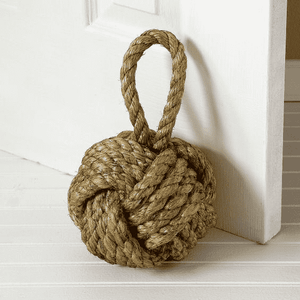 Knot Door Stopper Decor