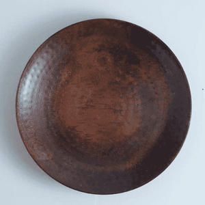Round Copper Wall Plate Wall Decor