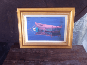 Row Boat Giclee by one of our favorite Artist (click for details) Art