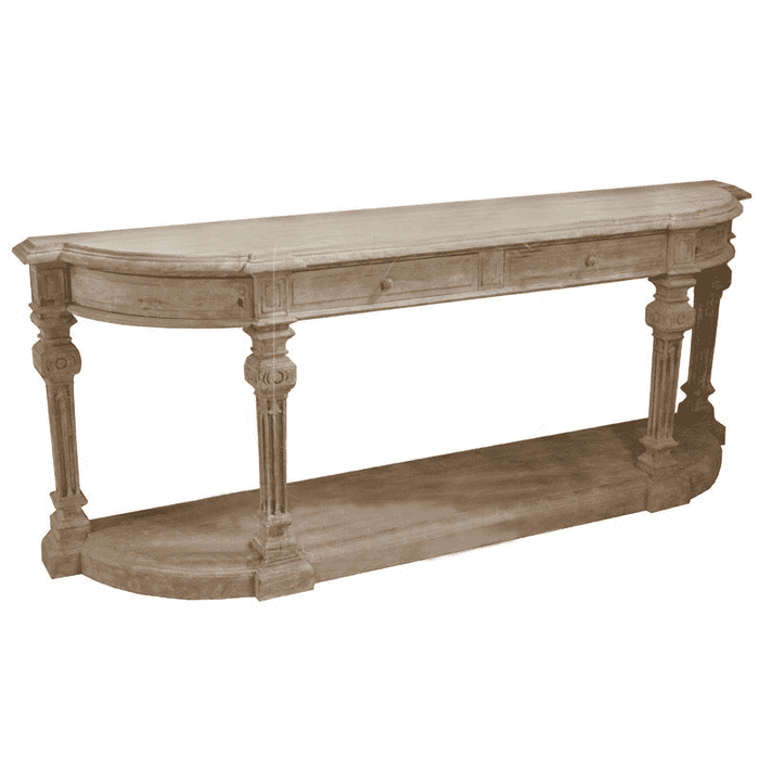 Easthampton Elm Console Table