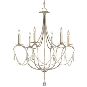 Coventry Crystal Beaded Chandelier - Two Sizes Chandelier
