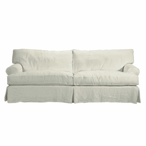 "Montauk III 88"" Slipcovered Sofa Slipcovered Sofa"