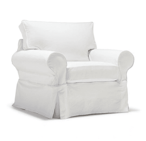 "Nantucket II 39"" Stationary Chair -Slipcover ONLY Slipcover Only"