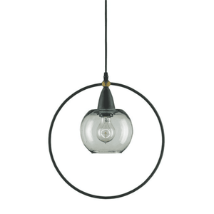 Captain's Wrought Iron Pendant - Single, Trio or Multi Pendant Light
