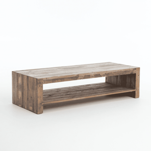 Tidal Salvaged Wood Coffee Table Coffee Table