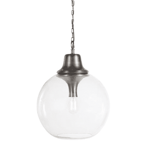 Harbor Glass Pendant (Medium) Pendant Light