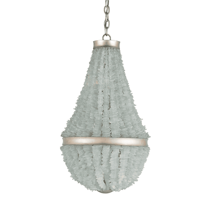 Southborough Sea Glass Chandelier