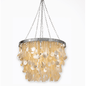 Shell Bead Drop Chandelier Chandelier