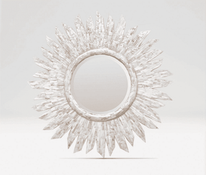 Capiz Shell Mirror - Two Sizes Mirror