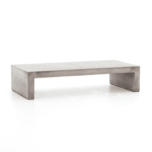 Concrete Coffee Table Coffee Table