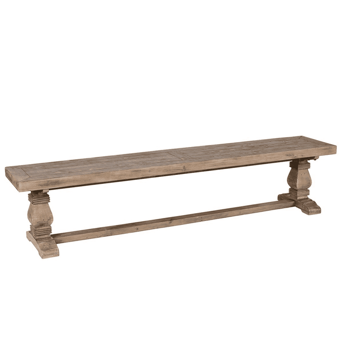 "Chesapeake Plank 83"" Bench"
