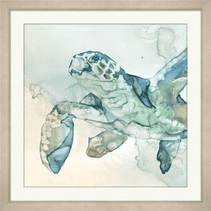 Translucent Turtle 2 Art