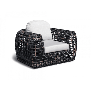 Dune Road Outdoor Armchair With Canvas Cushion Outdoor Furniture
