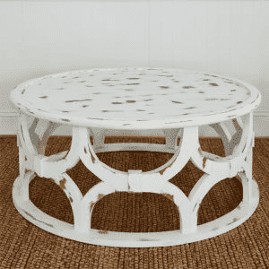 Starlight U-Shape Pattern Coffee Table