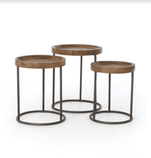 Tahiti Nesting Tables Side Table