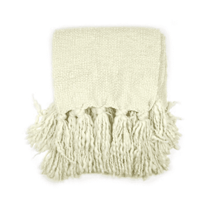 Rye Beach Cotton Throw Throw