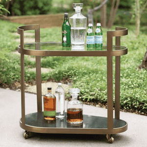 Capri Bar Cart Bar Cart