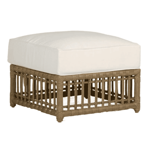 Newport Outdoor Ottoman Outdoor Furniture