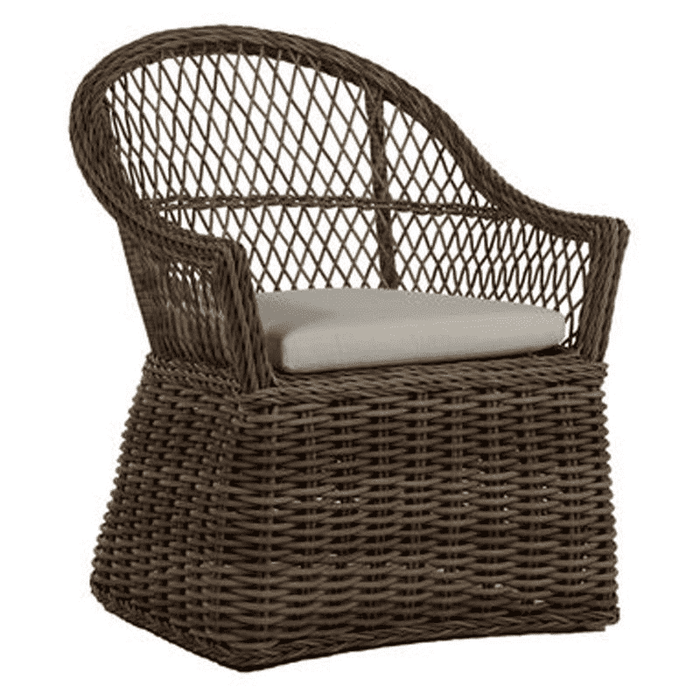 Soho Outdoor Arm Chair