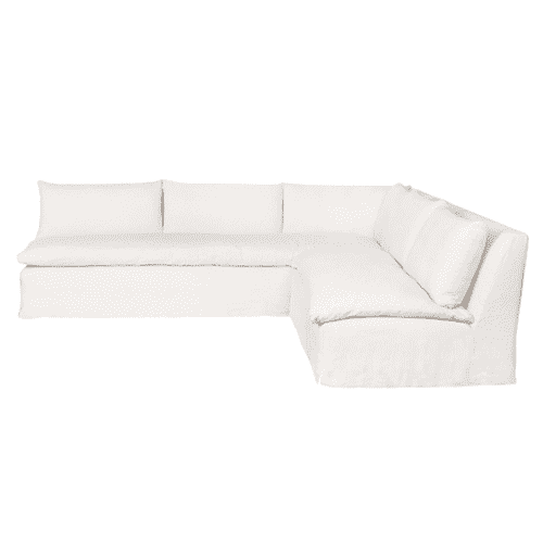 "Laguna 2-Piece 113"" x 113"" L- Shape Sectional"