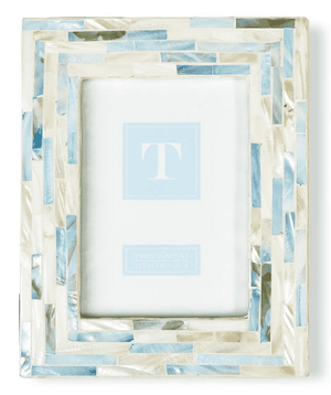 "Dover Mother of Pearl Frames - Two Sizes Picture Frame 5"" x 7"""