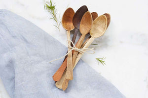 Wooden Serving Spoon