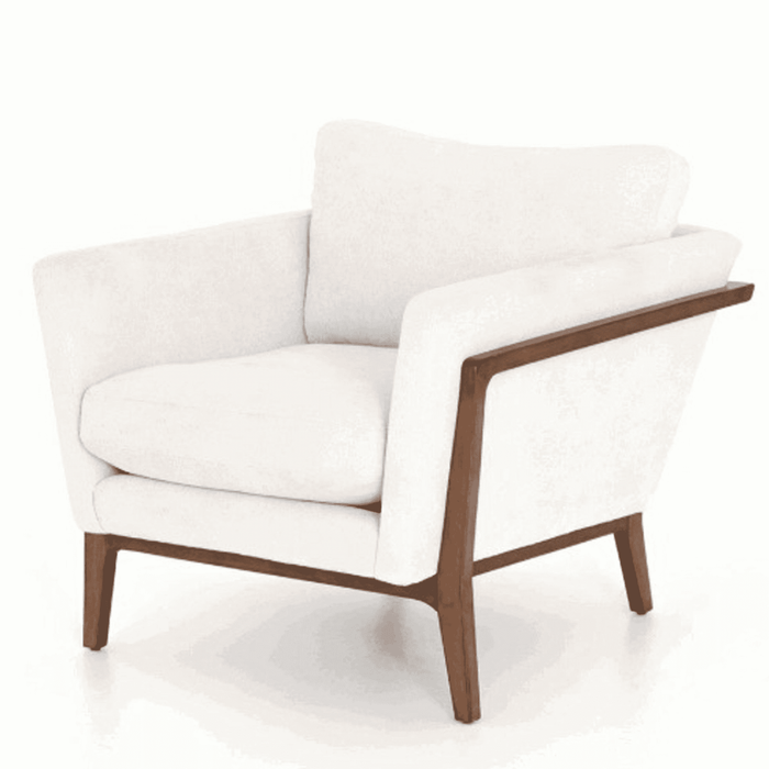 Birchwood Upholstered Chair