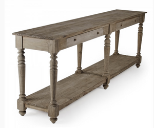 "Booth Bay 102"" Console Table"