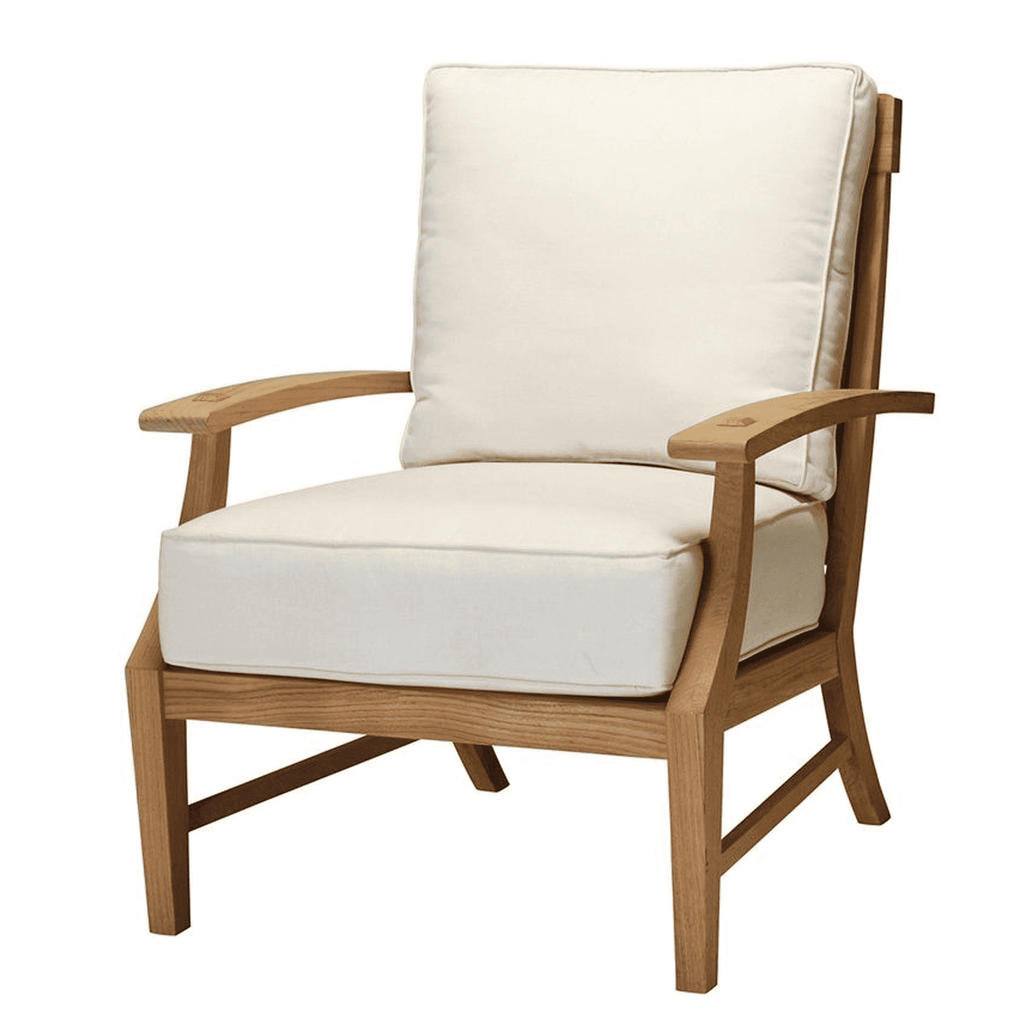 Cape Cod Teak Lounge Chair Outdoor Furniture