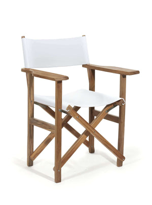 The Directors Chair - Antique White