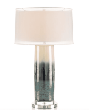 Freshwater Glazed Ombre Table Lamp