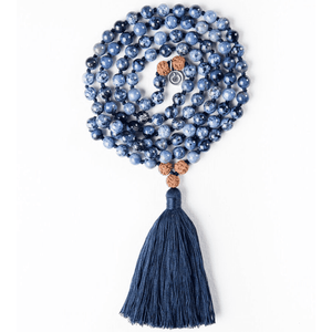 I Am Courageous Mala Jewelry