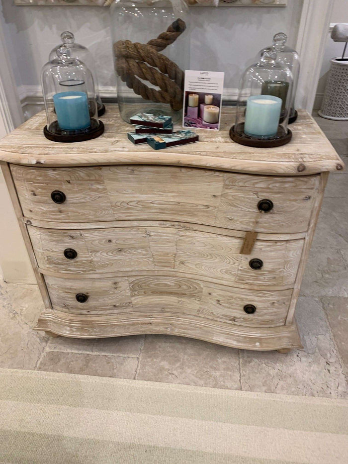 Chest of Drawers Bowed Front