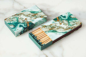 Oversized Matches - Emerald Decor